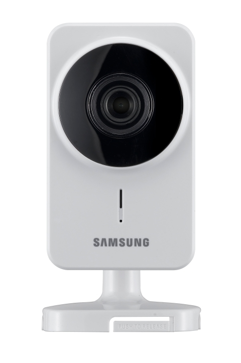 Samsung Techwin SNH-1011 Smart Home Camera review