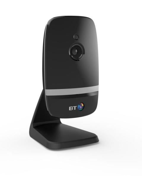 BT Smart Home Cam 100 cloud camera