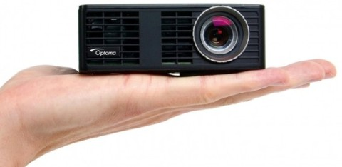 Optoma ML550 portable projector