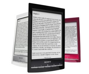 Sony Reader Wi-Fi PRS-T1 e-reader