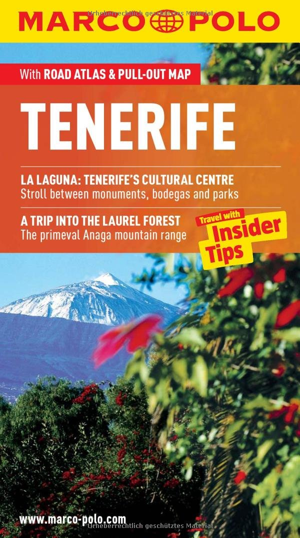 Tenerife Guide Book