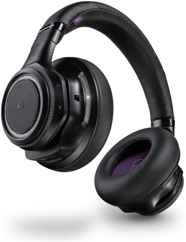 Plantronics BackBeat PRO noise-cancelling headphones