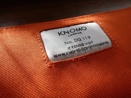 Knomo Knomad Mini Power portable organiser