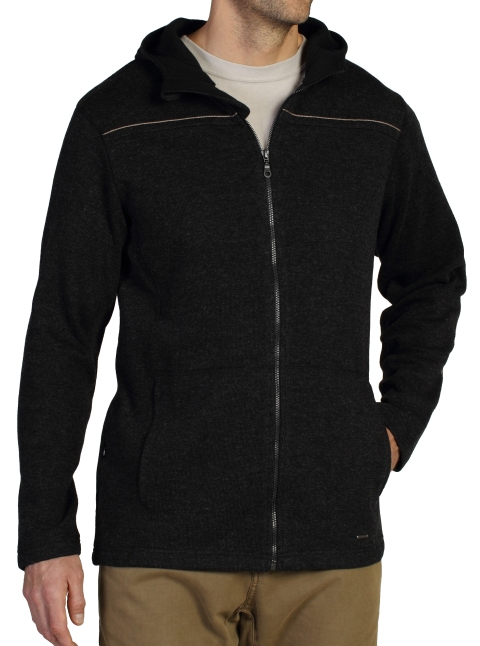 ExOfficio Kahve Thermal Hoody review