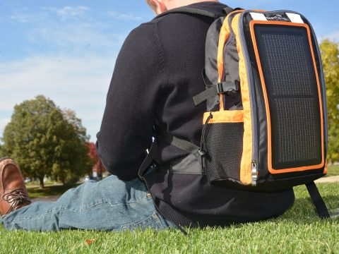 EnerPlex Packr solar backpack