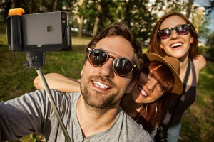 Selfie lifestyle