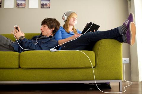 Innergie LifeHub three-way USB hub