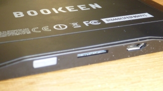 Bookeen Cybook Muse FrontLight e-reader