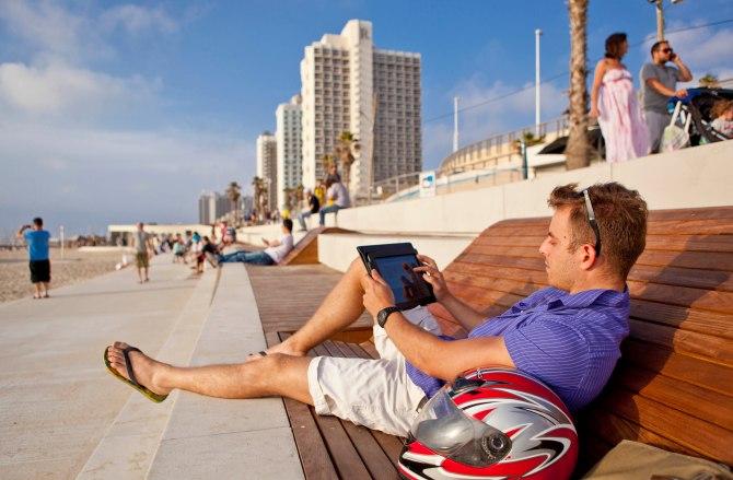 Smart City Tourism- Credit Kfir Bolotin