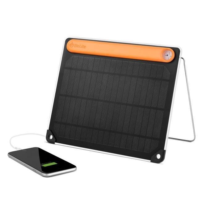 04 BioLite SolarPanel 5+