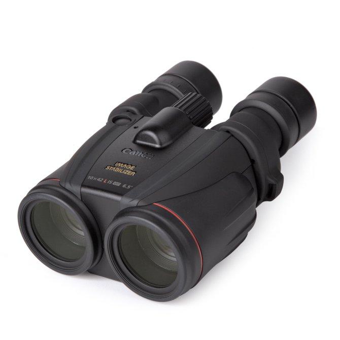 01 Canon 10x42 L IS WP binoculars