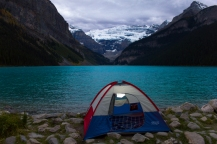 2016_09_20 LuminAID-PackLite-Max-solar-inflatable-lantern-tent-lake-louise