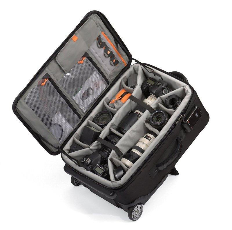 04 – Lowepro Pro Roller X200 AW