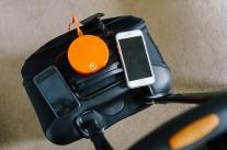Skyroam Solis - 1 - global hotspot and power bank - luggage